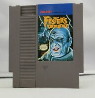 Fester's Quest - Nintendo NES Game Authentic