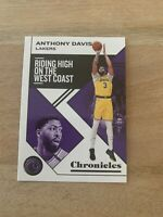 2019-20 Panini NBA Chronicles Anthony Davis
