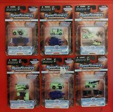 TRANSFORMERS Complete Set -Lot of 6 Constructicons - Decepticon Devastator 2004