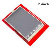 "1*2.4"" TFT LCD Display Shield Touch Panel For Arduino UNO R3 MEGA2560 2018.DE"