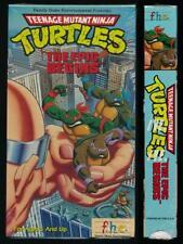 FHE Betamax NOT VHS Teenage Mutant Ninja Turtles The Epic Begins 1988 Animation