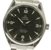 OMEGA Railmaster 2503.52 Black Dial Automatic Men's Watch_542628
