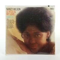 Capitol T 2351 NANCY WILSON 1965 Gentle Is My Love NOS Sealed LP