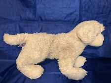 Vintage Douglas Cuddle Toys Golden Retriever Yellow Lab Puppy Dog Plush