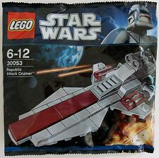 LEGO Star Wars 30053 Republic Attack Cruiser
