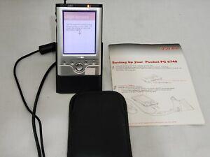 Toshiba e740 Pocket PC with Dock/ adapter PA3170U READ DESCRIPTION