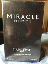 Lancôme MIRACLE Homme Apres Rasage da 100ml