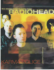 """""""Radiohead"""": Karma Police (Stories Behind Every Song), Good Condition Book, Dohe"""
