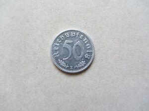 50 Reichspfennig 1935 E vorzüglich