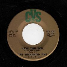 NORTHERN/MODERN SOUL-ENCHANTED FIVE-CVS 1001-HAVE YOU EVER/TRY A LITTLE LOVE