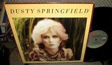 DUSTY SPRINGFIELD IT BEGINS AGAIN LP NM LIBERTY VINYL 1978 ORIGINAL PRESSING