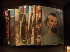 23 Vintage Issues of Civil War Times