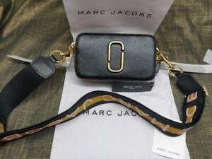 NWT Marc Jacobs Snapshot Small Camera Bag Crossbody new black multi speic offer.