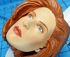 Sideshow 1:6 The X Files Dana Scully Figure - Gillian Anderson Head Sculpt