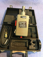 Ird 308 Vibrationsound Level Meter With Shure 908 Microphone