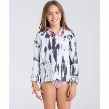 2016 NWT GIRLS BILLABONG BEACHY FEET PULLOVER HOODIE $45 M off black sweatshirt
