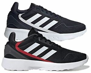 Mens Adidas Nedzed Ortholite Walking Running Gym Casual Lace Trainers Shoes