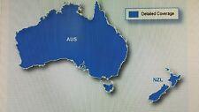 2018 Latest 2019.10 Garmin AUSTRALIA NZ MAP + Safety Red Lights Speed Cameras