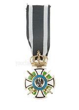 GERMAN GERMANY VOM FELS ZUM MEER ORDER MEDAL WITH RIBBON-34062
