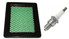 NGK Plug & Air Filter Service Kit For Honda Petrol Lawnmowers IZY HRG415,HRG465