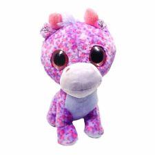 Best Made Toys Purple Spotted Giraffe Plush 11in Big Eye Stuffed Animal Toy 2016