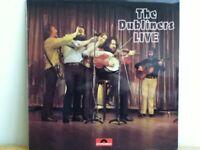 THE  DUBLINERS      LP      THE  DUBLINERS   LIVE