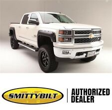 Smittybilt M1 Perfect Fit Fender Flares for 14-17 Chevy Silverado Med / Long Bed