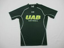 under Armour UAB Blazers - Men's Short Sleeve Shirt (L) Used