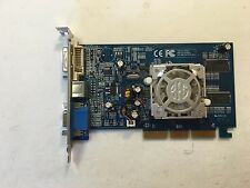 BFG Nvidia GeForce 6200 OC BFGR62256OC AGP 256MB Graphics Card VGA DVI S-Video