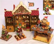 Jim Shore Santa's Workshop 4008233