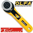 OLFA RTY-2/G 45mm Rotary Cutter Knife general quilting, sewing craft Genuine NEW