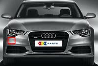 NEW GENUINE AUDI A6 S-LINE 11-14 O/S RIGHT HEADLIGHT WASHER COVER CAP 4G0955276B