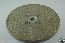 Diamant Trennscheibe Galvanisch Ø 125 & 150 mm Marmor Granit GFK Fliesen