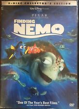 DISNEY Finding Nemo DVD 2-Disc Collector's Edition
