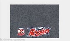 NRL SYDNEY ROOSTERS MULITPURPOSE DOOR DESK BBQ BEDROOM BATHROOM MAT HOME DECOR