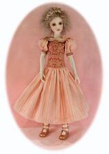 Gracefaerie pattern Seasons for Estella; 4 dresses & petticoat for Sd Dollstown