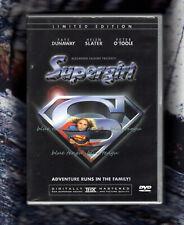 SUPERGIRL F Dunaway H Slater 1984 Director's Cut A Salkind DC Comics 2-DVD Coll