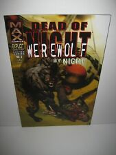 Dead By Night Werewolf By Night 2 Rare Moon Knight Disney+ Marvel