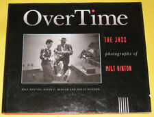 RARE Over Time 1991 Jazz Photographs of Milt Hinton Great Pictures! See!