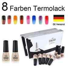 Elite99 UV Nagellack Gellack Thermo Farbwechsel 8 Gel Polish Set 7ml