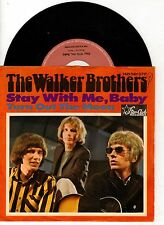WALKER BROTHERS-STAY WITH ME BABY-STAR CLUB GERMAN 45 PIC SLEEVE VERY RARE!!!