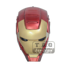 Tactical Airsoft Paintball Wire Mesh Protection Full Face Mask - Iron Man 2