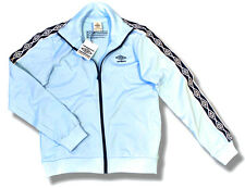 Umbro Men's DIAMOND ICONS D Series Soccer Track Jacket Blue 60741U-78G  Sz S