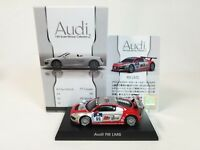 1:64 Kyosho Audi Minicar Collection 2 R8 LMS 24h ADAC Nurburgring 2009 FIA GT#99