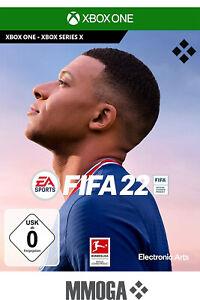 FIFA 22 - Standard Edition - Xbox One Spiel Download Code - FIFA 2022 - Weltweit