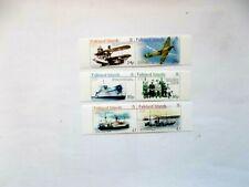 FALKLANDS ISLANDS: 2005 Anniversary End WW2 6 stamps  U/M  Sg1015/20