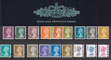 GB 2005 DEFINITIVE MACHIN PRESENTATION PACK No. 71 1p to WORLDWIDE MINT STAMPS