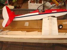 VIntage RC Plane Kit T.H.E. Playmate