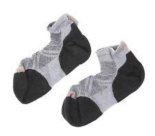Smartwool Unisex PhD Run Light Elite Low Cut Socks in Graphite 1611 Size L