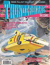 Thunderbirds #11 (7th March 1992) TV21 full colour reprint strips